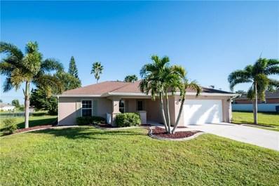 1409 14th ST, Cape Coral, FL 33909 - MLS#: 218068543