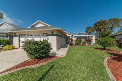 13361 Wild Cotton CT, North Fort Myers, FL 33903 - MLS#: 218068555