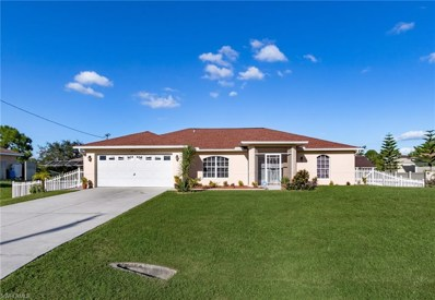 641 Dauphine S AVE, Lehigh Acres, FL 33974 - MLS#: 218068607