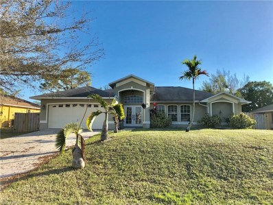 1012 37th ST, Cape Coral, FL 33914 - MLS#: 218068702
