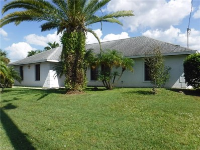 3201 Santa Barbara BLVD, Cape Coral, FL 33914 - MLS#: 218068735
