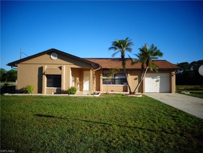609 Jefferson DR, Lehigh Acres, FL 33936 - MLS#: 218068759