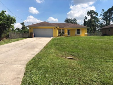 619 Columbus S BLVD, Lehigh Acres, FL 33974 - MLS#: 218068795