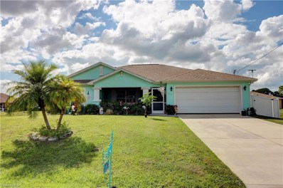 4124 21st AVE, Cape Coral, FL 33909 - MLS#: 218068804