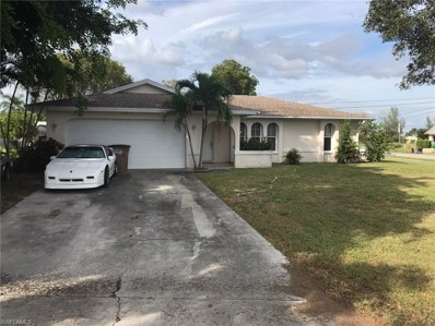 201 32nd TER, Cape Coral, FL 33914 - MLS#: 218068828