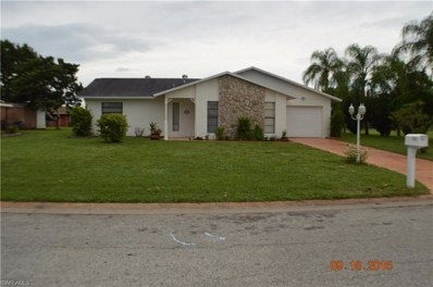 123 Durland AVE, Lehigh Acres, FL 33936 - MLS#: 218068877