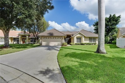 11458 Waterford Village CT, Fort Myers, FL 33913 - MLS#: 218068880