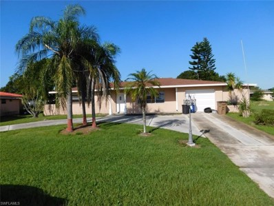 207 Rockcliff AVE, Lehigh Acres, FL 33936 - MLS#: 218068919