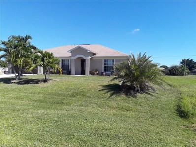 3519 11th PL, Cape Coral, FL 33914 - MLS#: 218069024