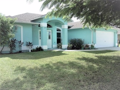 2600 25th ST, Cape Coral, FL 33993 - #: 218069168
