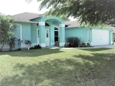 2600 25th ST, Cape Coral, FL 33993 - MLS#: 218069168