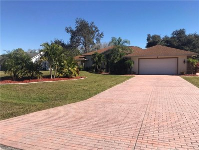15520 Paper Tree CT, North Fort Myers, FL 33917 - MLS#: 218069236