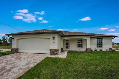 529 32nd ST, Cape Coral, FL 33993 - #: 218069359