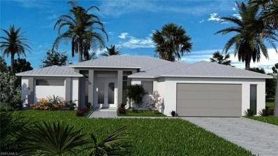 832 Miramar CT, Cape Coral, FL 33904 - #: 218069418
