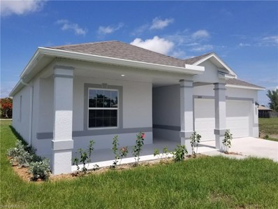 1820 36th PL, Cape Coral, FL 33993 - #: 218069439