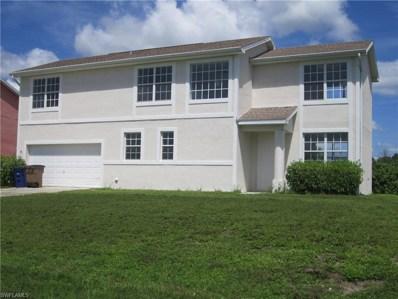 3504 9th Sw ST, Lehigh Acres, FL 33976 - MLS#: 218069571