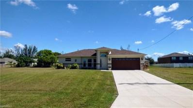 1133 19th AVE, Cape Coral, FL 33991 - MLS#: 218069593