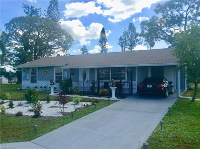 10747 Lemontree CT, Lehigh Acres, FL 33936 - #: 218069650
