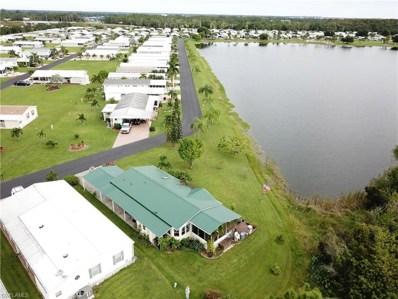 5371 Manatee Bay LN, Fort Myers, FL 33905 - MLS#: 218069844