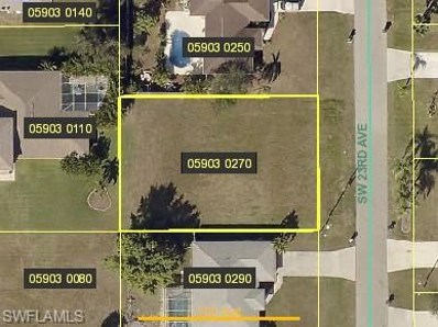 2516 23rd AVE, Cape Coral, FL 33914 - MLS#: 218069958