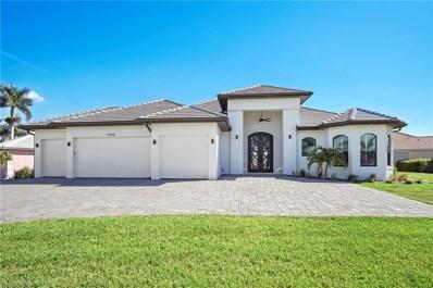 11956 Princess Grace CT, Cape Coral, FL 33991 - MLS#: 218070039