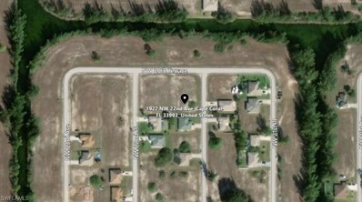 1922 22nd AVE, Cape Coral, FL 33993 - MLS#: 218070176