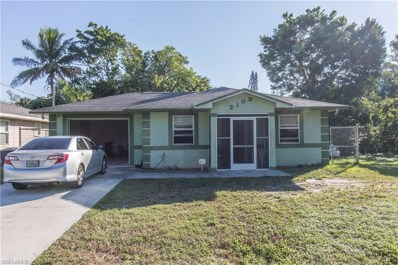 2109 French ST, Fort Myers, FL 33916 - MLS#: 218070249