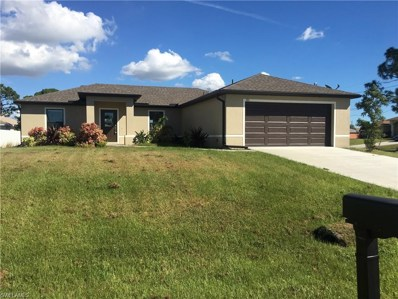 301 18th AVE, Cape Coral, FL 33993 - MLS#: 218070388