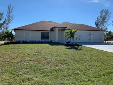 318 23rd ST, Cape Coral, FL 33991 - MLS#: 218070399