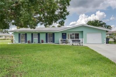 1703 Marina TER, North Fort Myers, FL 33903 - MLS#: 218070458