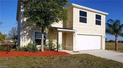 2819 Santa Barbara N BLVD, Cape Coral, FL 33993 - MLS#: 218070528