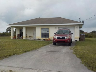 4621 Connie N AVE, Lehigh Acres, FL 33971 - MLS#: 218070535