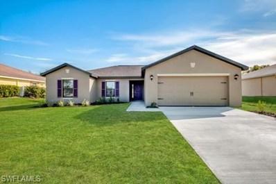 851 Sea Urchin CIR, Fort Myers, FL 33913 - MLS#: 218070650
