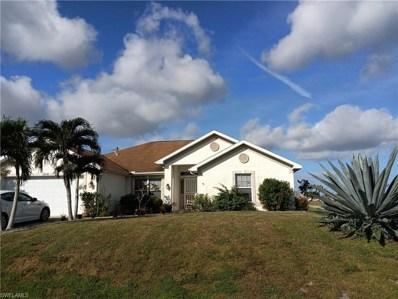 2220 10th AVE, Cape Coral, FL 33909 - #: 218070665