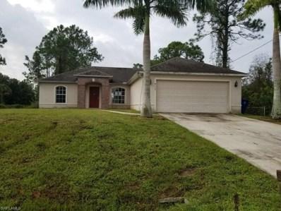 4117 16th W ST, Lehigh Acres, FL 33971 - MLS#: 218070671