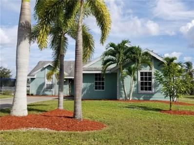 4105 6th AVE, Cape Coral, FL 33914 - MLS#: 218070801