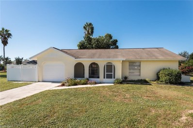 27 Burrstone AVE, Lehigh Acres, FL 33936 - MLS#: 218070818