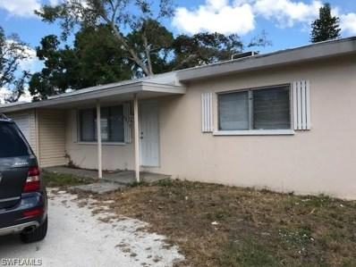4033 Washington AVE, Fort Myers, FL 33916 - MLS#: 218070853