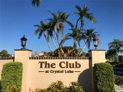 8475 Charter Club N CIR, Fort Myers, FL 33919 - #: 218070880