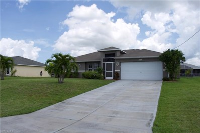 2113 26th ST, Cape Coral, FL 33914 - MLS#: 218070936