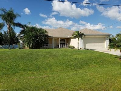 1905 1st ST, Cape Coral, FL 33993 - MLS#: 218070997