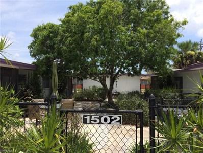 1502 Lafayette ST, Cape Coral, FL 33904 - MLS#: 218071007