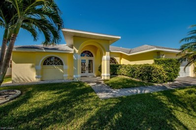 3344 17th PL, Cape Coral, FL 33904 - #: 218071114