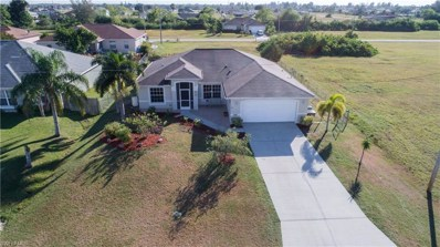 2019 3rd AVE, Cape Coral, FL 33993 - MLS#: 218071209