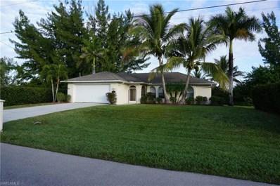 411 16th ST, Cape Coral, FL 33990 - MLS#: 218071224