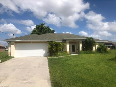 1825 27th TER, Cape Coral, FL 33914 - MLS#: 218071237