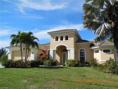 4010 Chiquita S BLVD, Cape Coral, FL 33914 - MLS#: 218071306