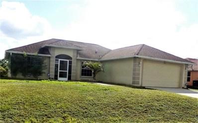 539 Kingsbury LN, Lehigh Acres, FL 33974 - MLS#: 218071328