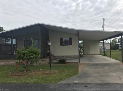 9104 Flamingo CIR, North Fort Myers, FL 33903 - MLS#: 218071348