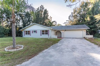 20503 Fern CIR, North Fort Myers, FL 33917 - MLS#: 218071548